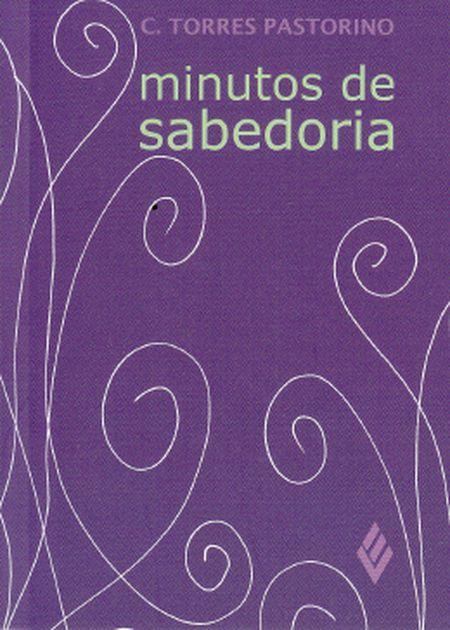 MINUTOS DE SABEDORIA - BOLSO - TARKUS - ROXO