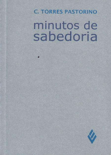 MINUTOS DE SABEDORIA - BOLSO - SAGESSE - CINZA