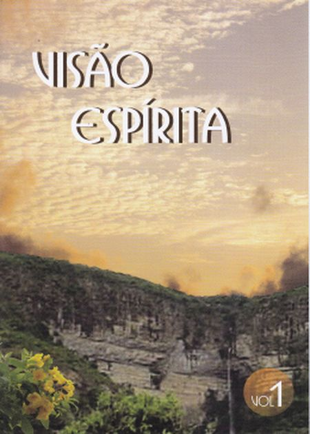VISAO ESPIRITA VOL I - DVD