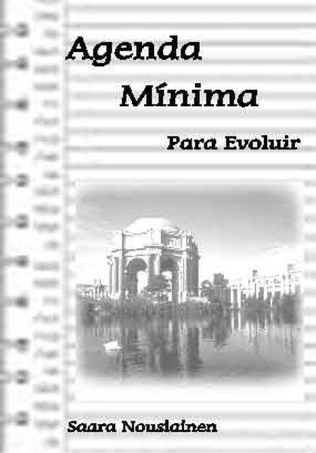 AGENDA MINIMA PARA EVOLUIR - LIVRETO