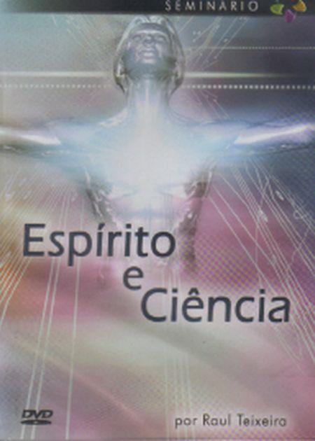 ESPÍRITO E CIÊNCIA - DVD