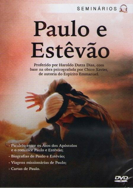 PAULO E ESTEVAO - DVD