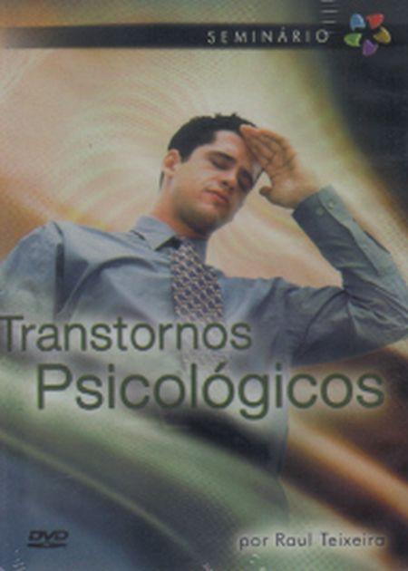 TRANSTORNOS PSICOLÓGICOS - DVD (RAUL TEIXEIRA)