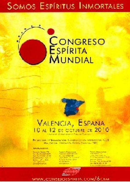 5 CONGRESSO ESPIRITA MUNDIAL - VOL 06 - DVD