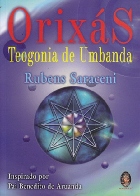 ORIXÁS TEOGONIA DE UMBANDA