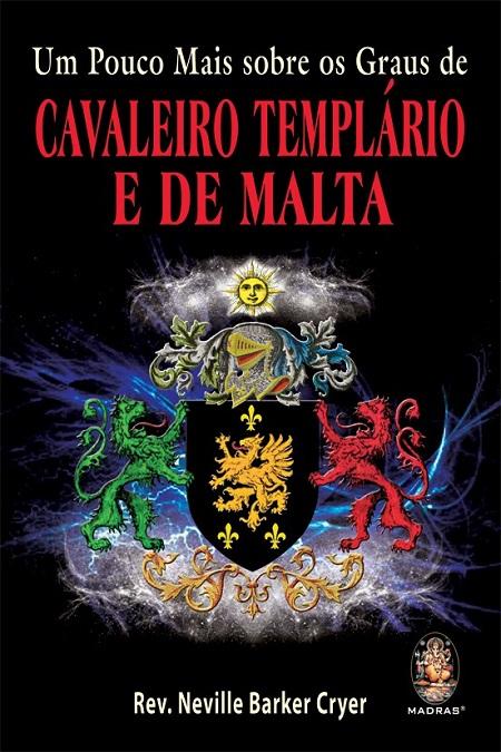 CAVALEIRO TEMPLARIO E DE MALTA