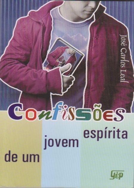 CONFISSÕES DE UM JOVEM ESPÍRITA
