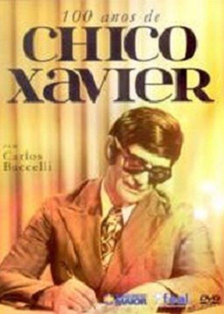 100 ANOS DE CHICO XAVIER - DVD
