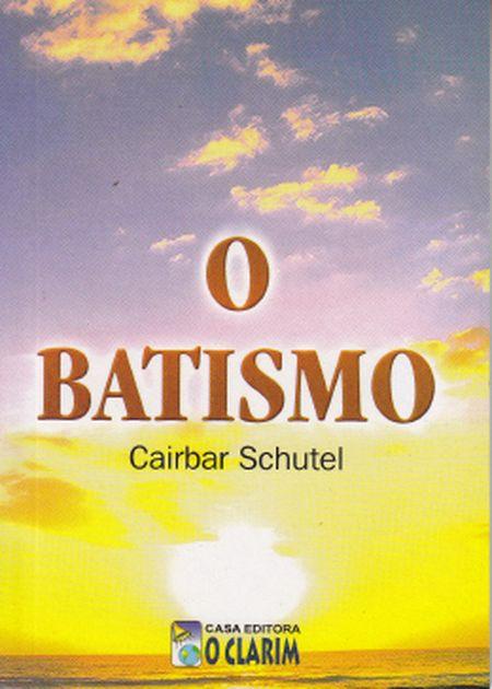 BATISMO (O) - BOLSO