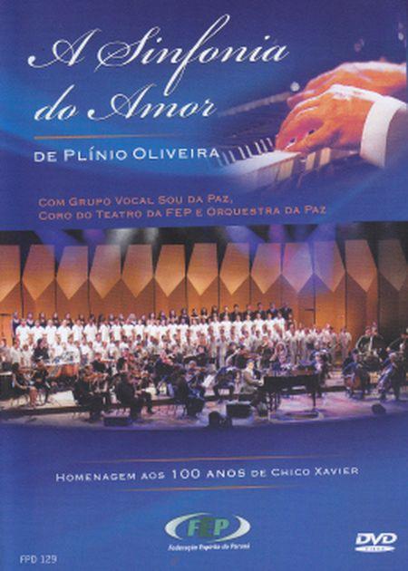 SINFONIA DO AMOR (A) - DVD
