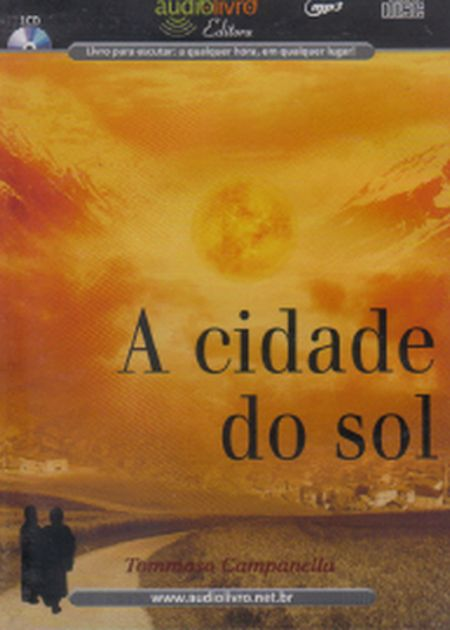 CIDADE DO SOL (A) - AUDIOBOOK (MP3)