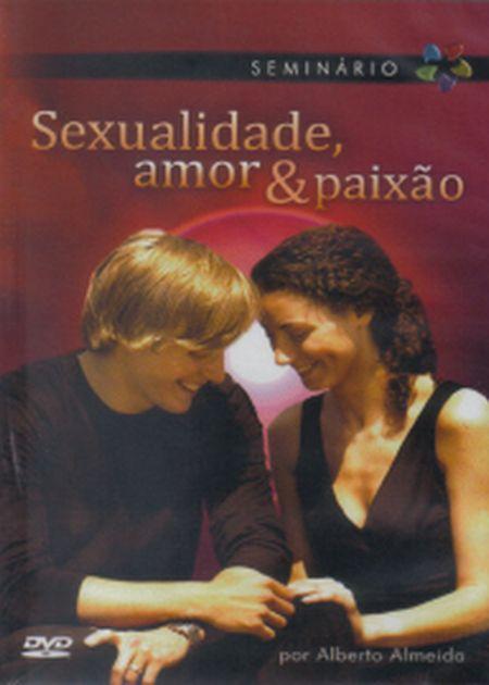 SEXUALIDADE, AMOR & PAIXÃO - DVD
