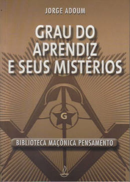 GRAU DO APRENDIZ E SEUS MISTÉRIOS