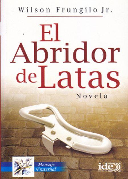 EL ABRIDOR DE LATAS - ESPANHOL