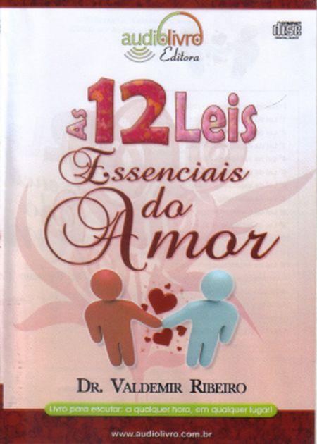 12 LEIS ESSENCIAIS DO AMOR (AS) - AUDIOBOOK (MP3)