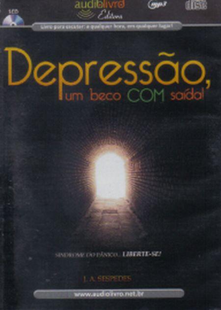DEPRESSÃO, UM BECO COM SAIDA - AUDIOBOOK - MP3