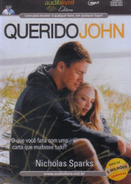QUERIDO JOHN - AUDIOBOOK (MP3)