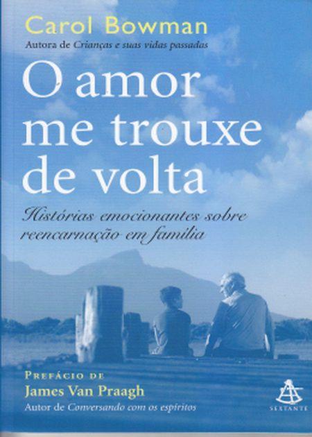 AMOR ME TROUXE DE VOLTA (O) - AUTO EST.