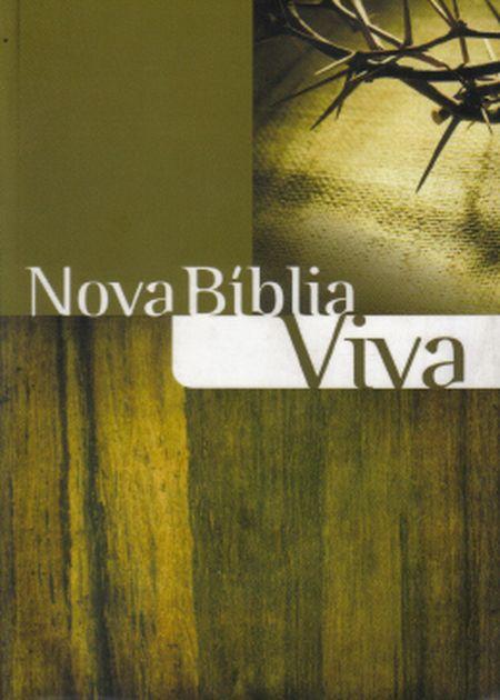 NOVA BIBLIA VIVA - CAPA FLOR