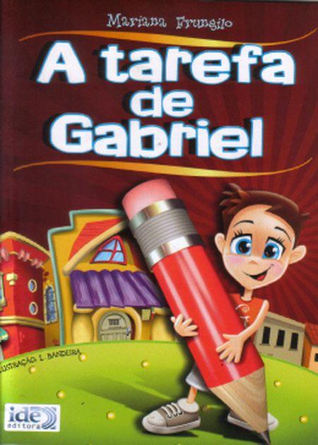 TAREFA DE GABRIEL (A) - INFANTIL
