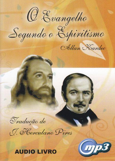 AUDIOBOOK - EVANGELHO SEGUNDO O ESPIRITISMO (O) - MP3
