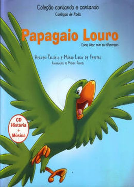 PAPAGAIO LOURO - INF. C/ CD