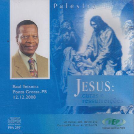 JESUS CURAS E RESSURREICAO CD