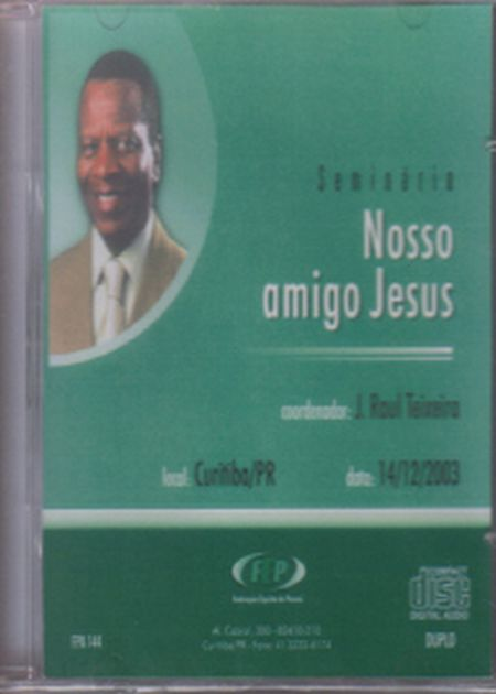 NOSSO AMIGO JESUS CD DUPLO