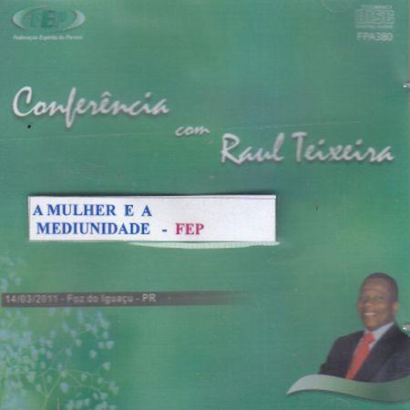 MULHER E A MEDIUNIDADE CD