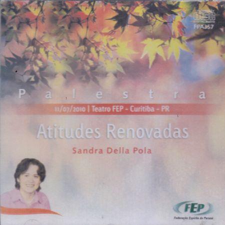 ATITUDES RENOVADAS - CD
