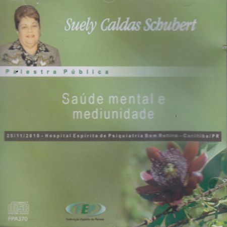 SAUDE MENTAL E MEDIUNIDADE CD