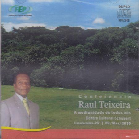 MEDIUNIDADE DE TODOS NOS (A) CD