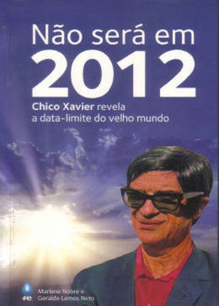 NÃO SERÁ EM 2012