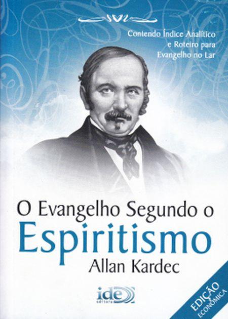 BOLSO ECON. - EVANGELHO SEGUNDO O ESPIRITISMO (O)