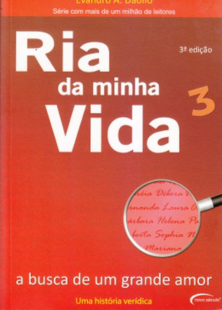 RIA DA MINHA VIDA - VOL III