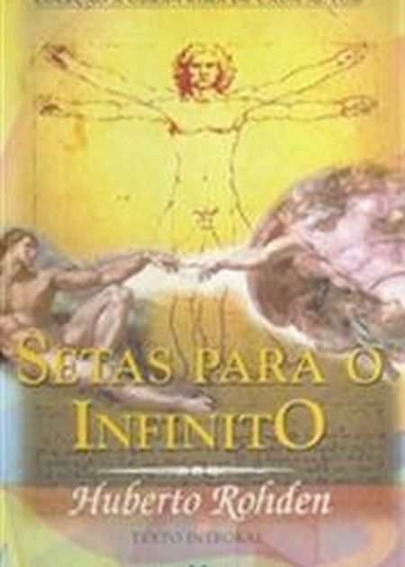 SETAS PARA O INFINITO - OBRA PRIMA