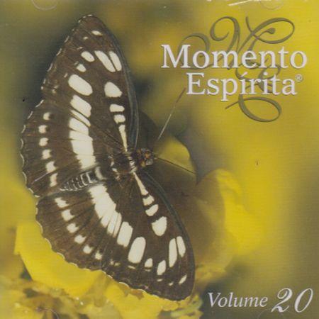 MOMENTO ESPIRITA 20 CD