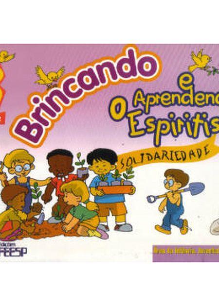 BRINCANDO E APRENDENDO O ESPIRITISMO 3