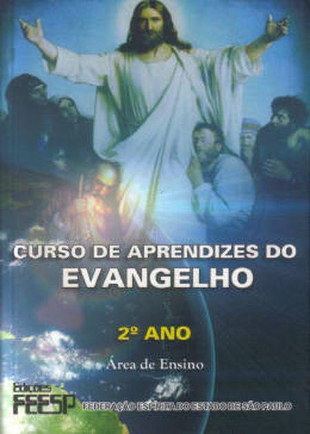 CURSO DE APRENDIZES DO EVANGELHO - 2° ANO