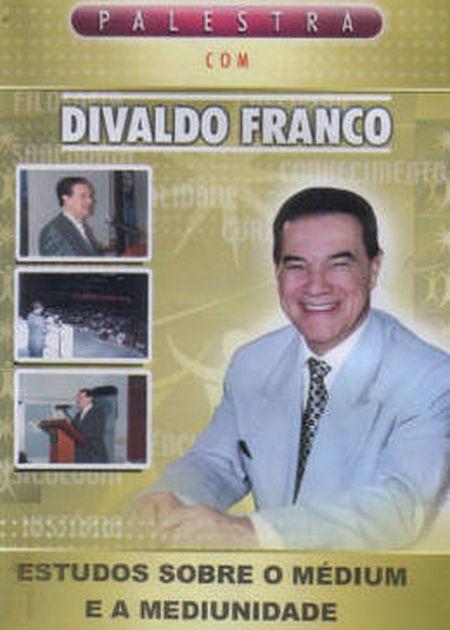 ESTUDOS SOBRE O MEDIUM E A MEDIUNIDADE - DVD