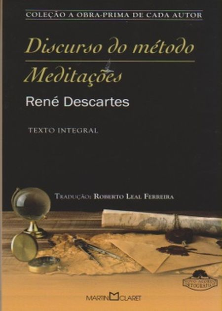 DISCURSO DO METODO MEDITACOES