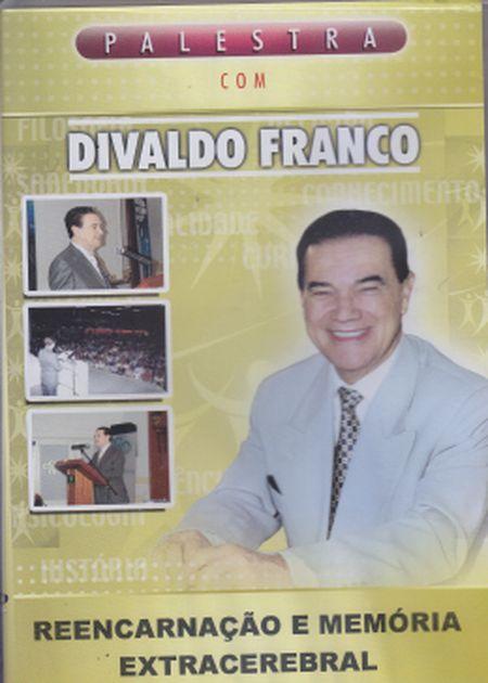 REENCARNACAO E MEMORIA EXTRACEREBRAL - DVD