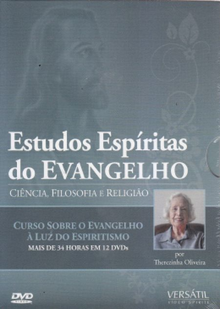 ESTUDOS ESPIRITAS DO EVANGELHO - DVD