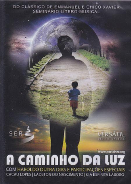 CAMINHO DA LUZ - DVD
