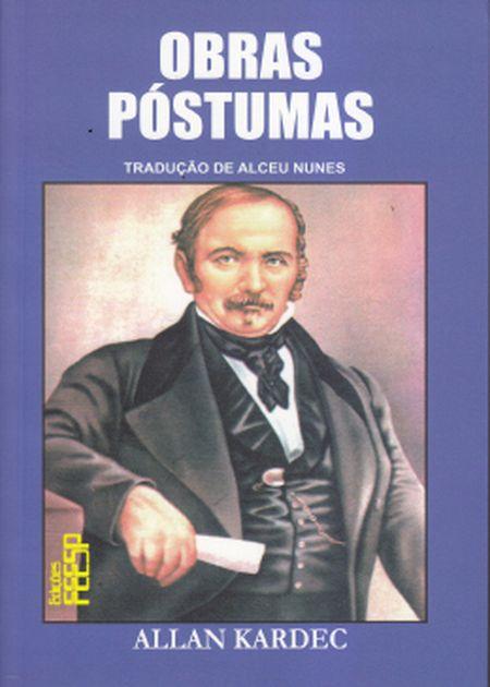 OBRAS POSTUMAS   - NORMAL