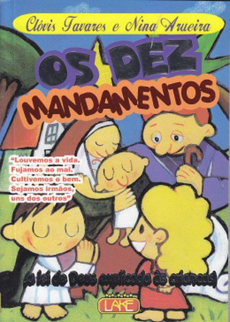 DEZ MANDAMENTOS (OS) - INF.