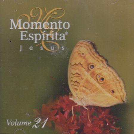 MOMENTO ESPIRITA 21 CD (JESUS)