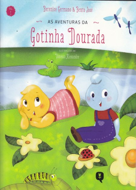 AVENTURAS DA GOTINHA DOURADA (AS) INF.