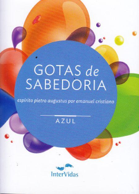 GOTAS DE SABEDORIA