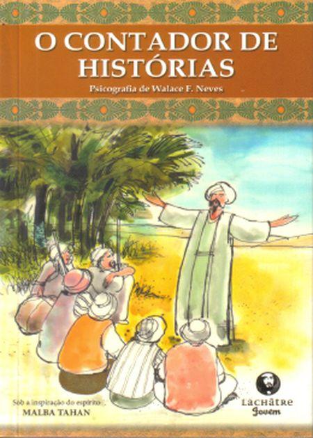 CONTADOR DE HISTORIAS (O)